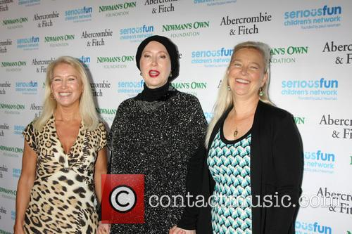 Clea, Susan Newman and Nell Newman 1