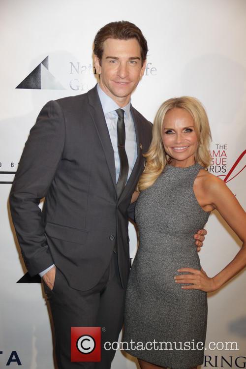 Andy Karl and Kristin Chenoweth 5