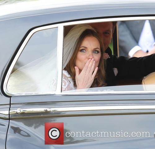 Geri Halliwell and Christian Horner 9