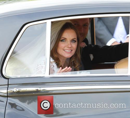 Geri Halliwell and Christian Horner 10