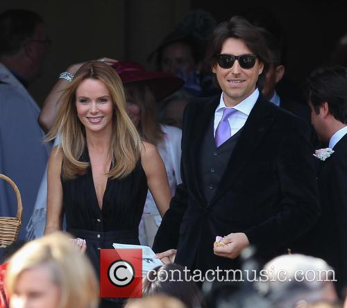 Amanda Holden and Chris Hughes 3