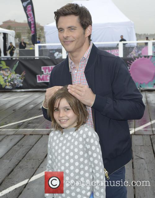 James Marsden and Mary Marsden 5