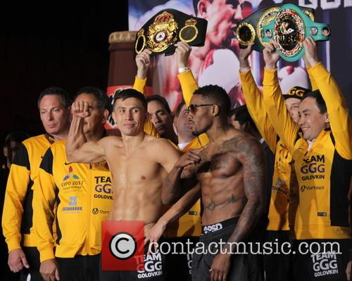 Gennady Golovkin and Willie Monroe Jr. 4