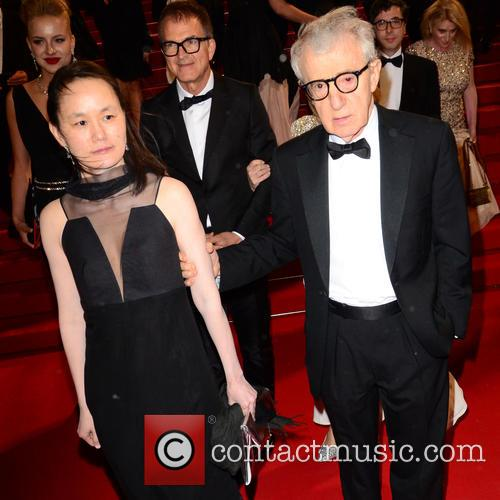 Woody Allen and Soon-yi Previn 8