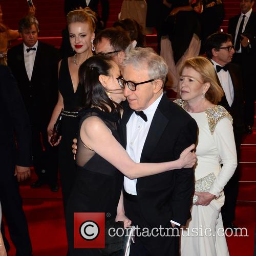Woody Allen and Soon-yi Previn 9