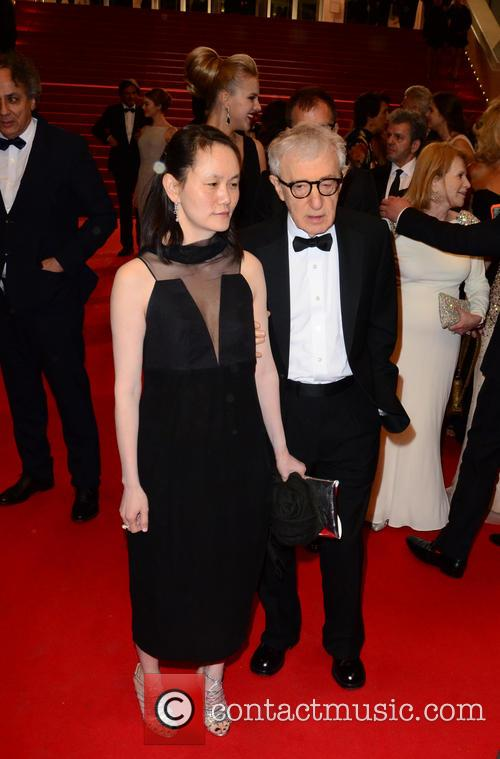 Woody Allen and Soon-yi Previn 11