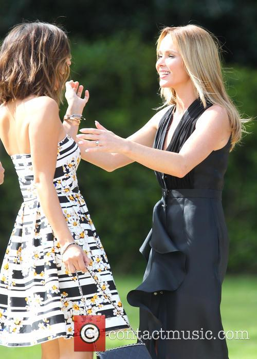 Amanda Holden and Myleene Klass 3