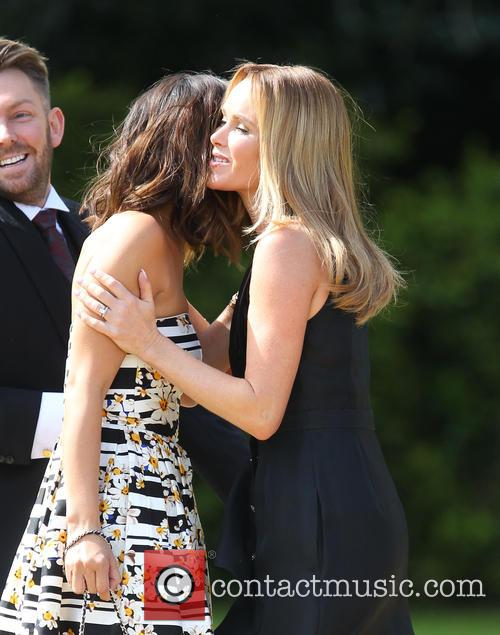 Myleene Klass and Amanda Holden 3