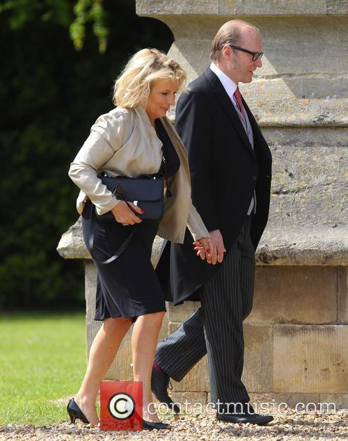 Jennifer Saunders and Adrian Edmondson 4