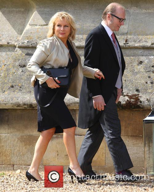 Jennifer Saunders and Adrian Edmondson 5