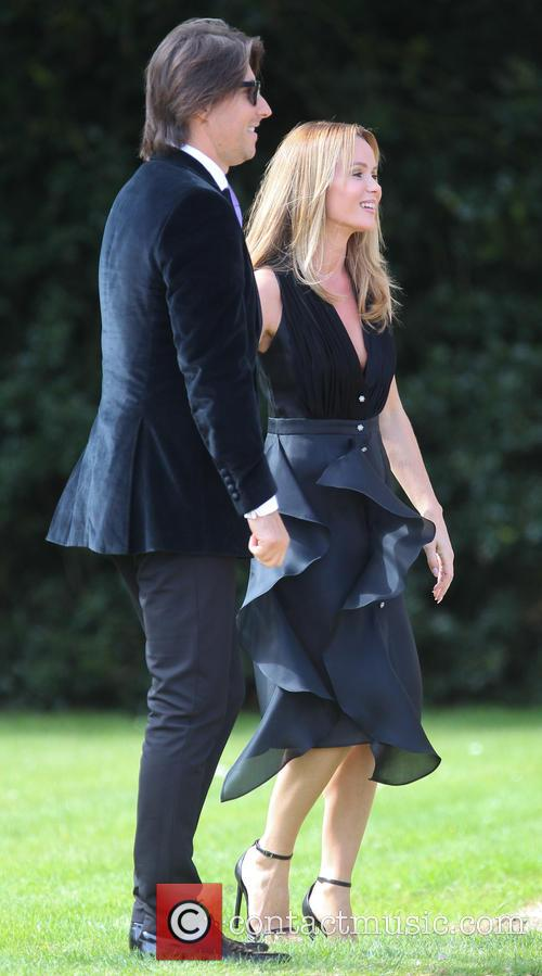 Amanda Holden and Chris Hughes 9