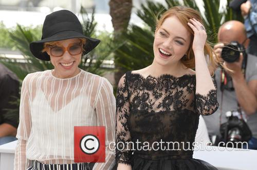 Emma Stone and Parker Posey