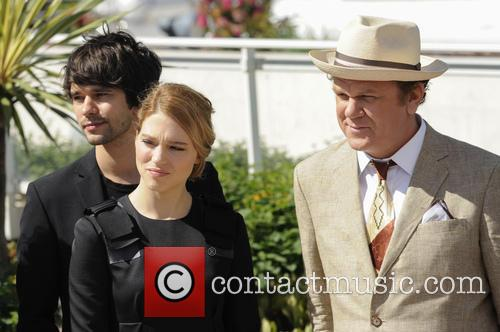 Ben Whishaw, Lea Seydoux and John C. Reilly 1