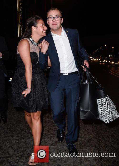 Joe Tracini and Hayley Tamaddon 2