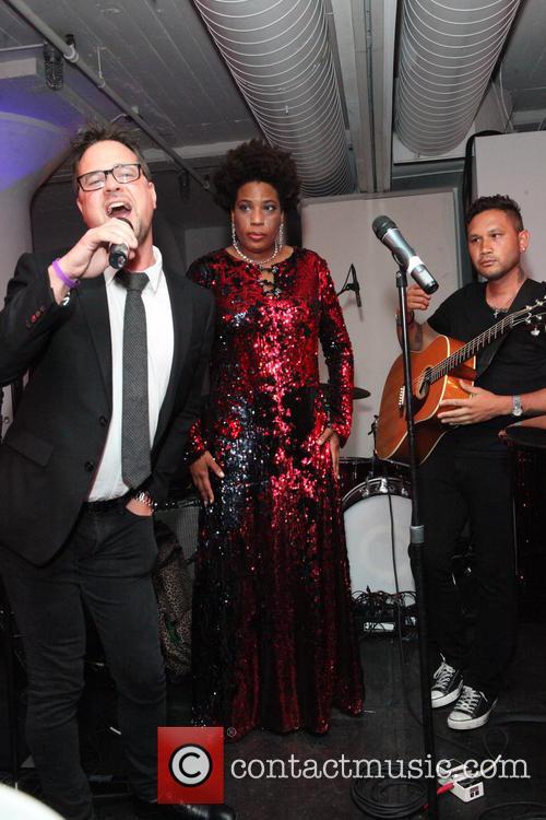 24th Annual Jazz Loft Party - Inside