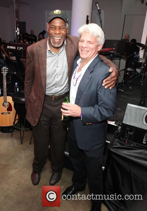 Danny Glover and Jarrett Lilien 3