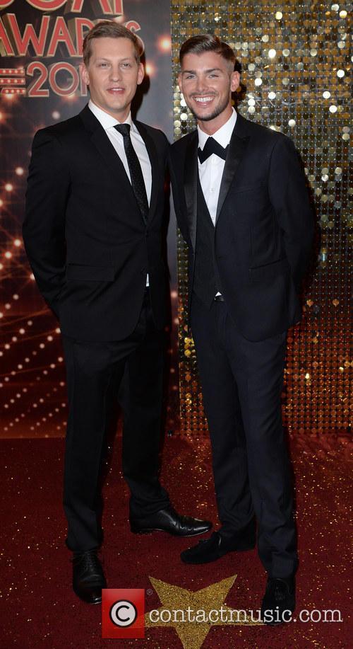 Kieron Richardson and James Sutton 2