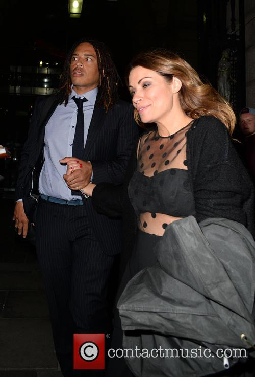 Alison King and Mystery Man 9