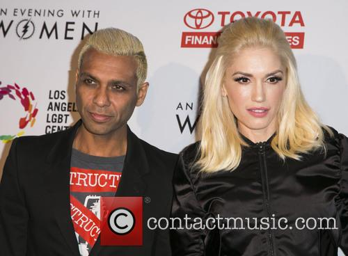 Tony Kanal and Gwen Stefani 1