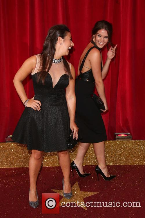 Hayley Tamaddon and Brooke Vincent 5