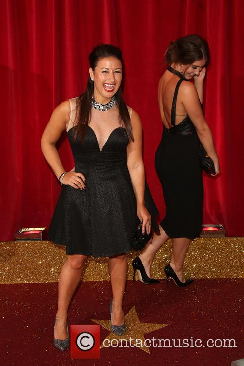 Hayley Tamaddon and Brooke Vincent 6