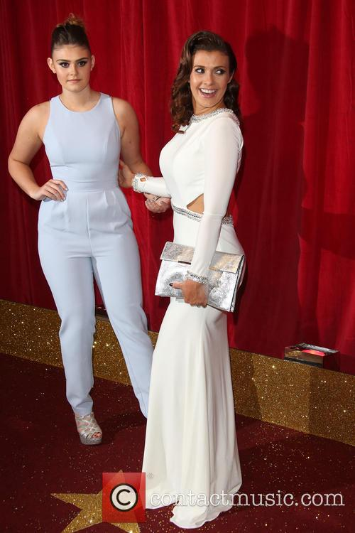 Kym Marsh and Emily Mae Cunliffe 7