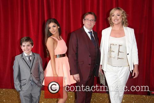 Eliot Carrington, Mimi Keene, Adam Woodyat and Laurie Brett 9
