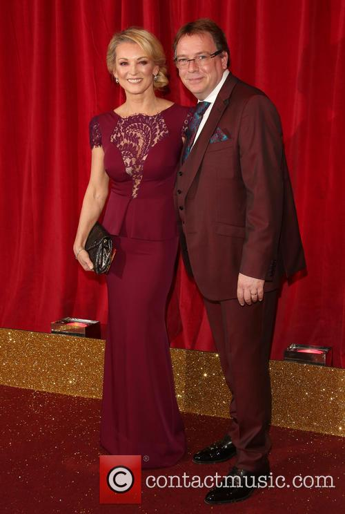 Gillian Taylforth and Adam Woodyatt 3