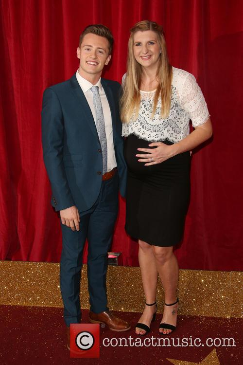 Rebecca Adlington and Harry Needs 6