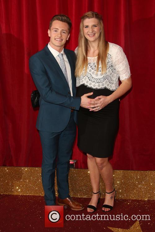 Rebecca Adlington and Harry Needs 8