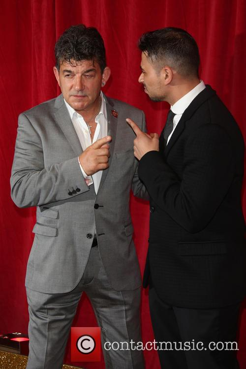 John Altman and Ricky Norwood