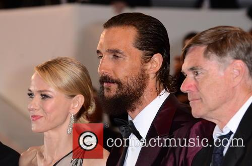 Naomi Watts, Matthew Mcconaughey and Gus Van Sant 4