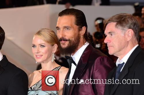 Naomi Watts, Matthew Mcconaughey and Gus Van Sant 1
