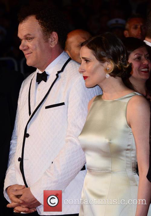 John C Reilly and Angeliki Papoulia