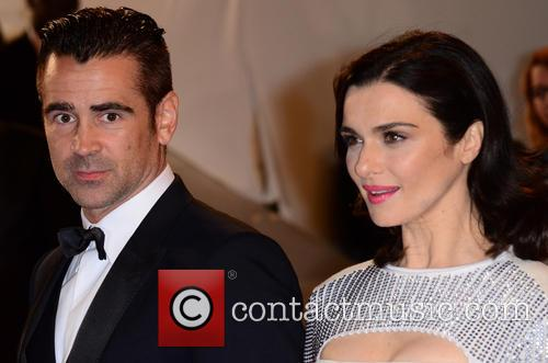 Colin Farrell and Rachel Weisz 5