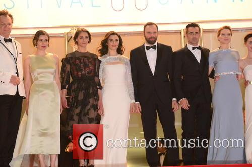 Colin Farrell, Rachel Weisz, John C Reilly, Aggeliki Papoulia and Lea Seydoux
