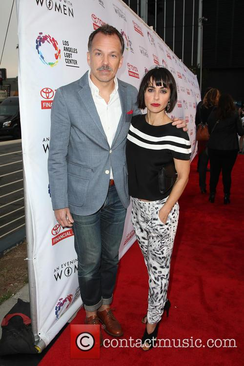Russ Lamoureux and Constance Zimmer 2