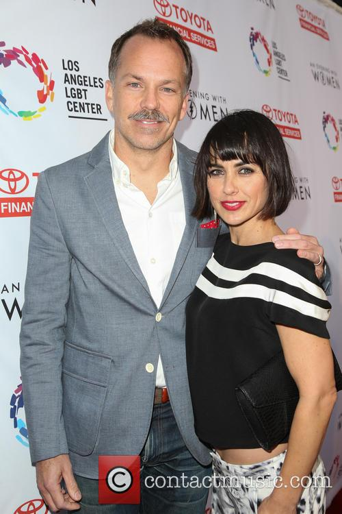 Russ Lamoureux and Constance Zimmer 3