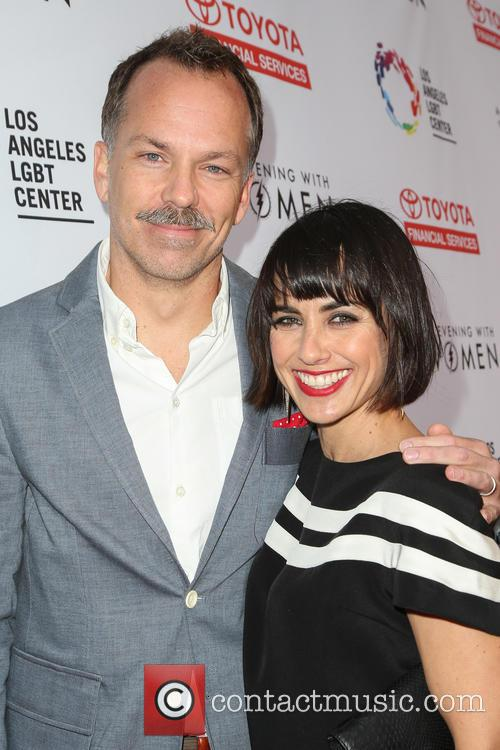 Russ Lamoureux and Constance Zimmer 1