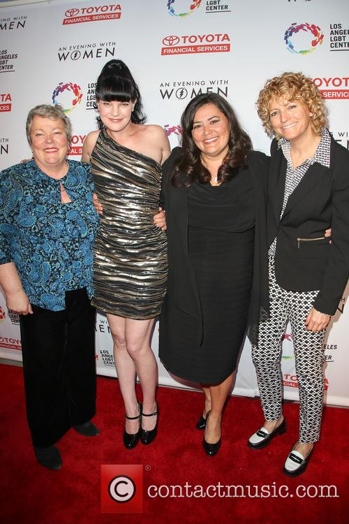 Lorri L. Jean, Pauley Perrette, Annie Goto and Kelly Lynch 4