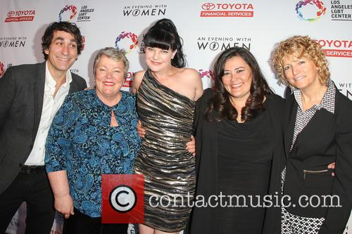 Brent Bolthouse, Lorri L. Jean, Pauley Perrette, Annie Goto and Kelly Lynch 4