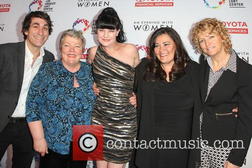 Brent Bolthouse, Lorri L. Jean, Pauley Perrette, Annie Goto and Kelly Lynch 5