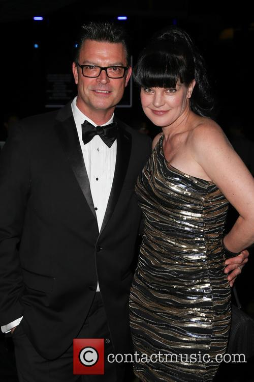 Thomas Arklie and Pauley Perrette 1