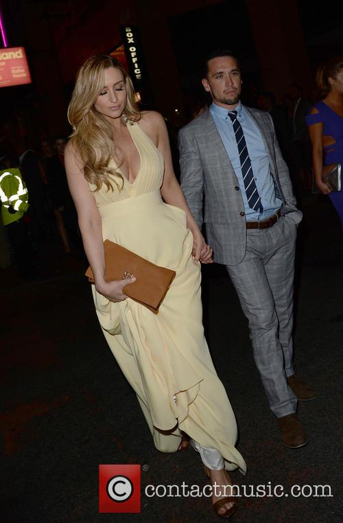 Catherine Tyldesley and Tom Pitfield 9
