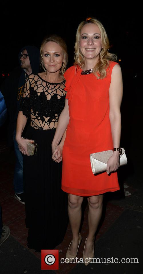 Michelle Hardwick and Rosie Nicholl 2