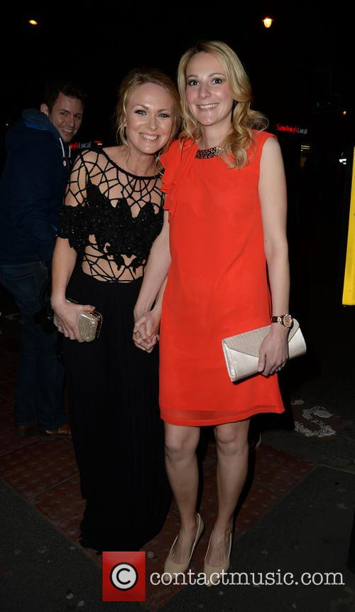 Michelle Hardwick and Rosie Nicholl 1