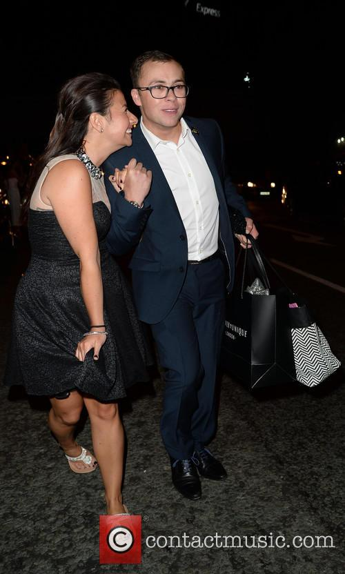 Joe Tracini and Hayley Tamaddon 5
