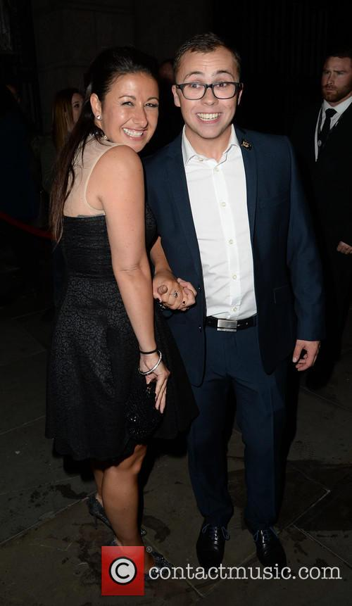 Joe Tracini and Hayley Tamaddon 1