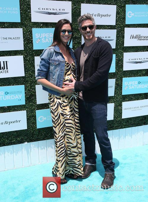Odette Annable and Dave Annable 2