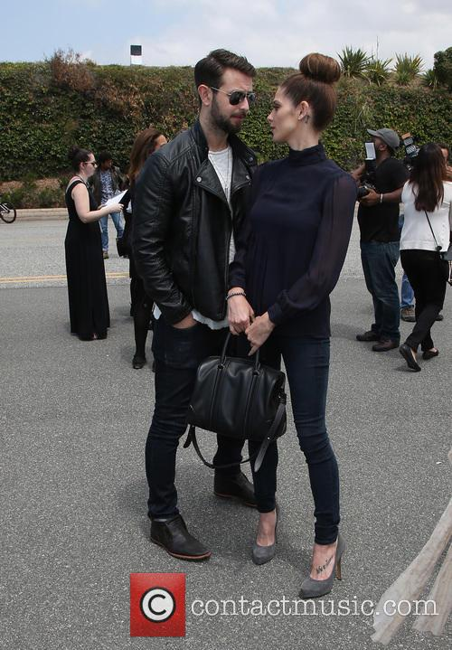 Ashley Greene and Paul Khoury 10
